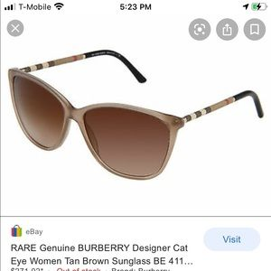 Burberry 😎 brown sunglasses